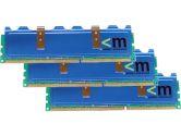 Mushkin HP HP3-12800 6GB DDR3 3X2GB DDR3-1600 CL 9-9-9-24 Triple Channel Memory Kit (MUSHKIN: 998659)
