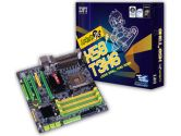 DFI LP Jr X58-T3EH6 Intel X58 mATX LGA1366 DDR3 2PCI-E CrossFire SLI RAID Sound LAN Motherboard (DFI: LP JR X58-T3eH6)