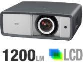 Sanyo PLV-Z3000 120Hz Full HD 1080p LCD Front Projector (Sanyo: PLV-Z3000)