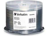 Verbatim 8.5GB 2.4X DVD+R DL 50 Packs Disc Model 96732 (VERBATIM: 96732)