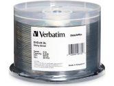 Verbatim 8.5GB 2.4X DVD+R DL 50 Packs Disc Model 96732 (VERBATIM: 96732)