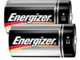 Energizer Max 2xD Alkaline Battery (Energizer: E95BP2)