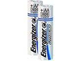 Energizer e2 2xAA Lithium Battery (Energizer: L91BP2)
