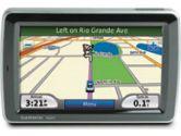 "Garmin NUVI 5000 Portable Automotive GPS Navigation - 5.2"" Widescreen FM, Transmitter Back-up, Camera Ready, Speaks Street Names (Garmin: NUVI5000)"