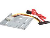 StarTech 2.5in Hard Drive to 3.5in Drive Bay Mounting Kit (StarTech: BRACKET25SAT)