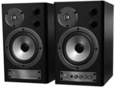 Behringer MS40 - 2-Way 40-Watt 24-bit/192kHz Hybrid Nearfield Monitors - Pair (Behringer: MS40)