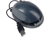 Fellowes  USB 3-Buttons Ergonomic Optical Mouse (Fellowes: 99935)