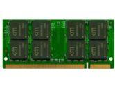 Mushkin Notebook 1GB SO-DIMM 200-pin PC3200 DDR-400 1024MB (Mushkin: 991307)