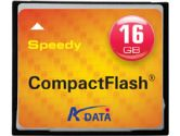 A-Data Speedy Series Compact Flash Memory Card 16GB (A-data: ACFC016GZZZZZR)