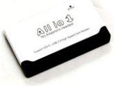 BYTECC U2CR-510 USB 2.0 Card Reader (Bytecc: U2CR-510)