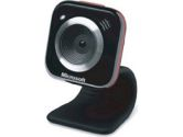 Microsoft  LifeCam VX-5000 Webcam - Red (Microsoft: RKA-00015)