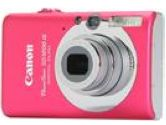 Canon PowerShot SD1200 IS Pink 10.0 MP Digital Camera (Canon: 3450B001)