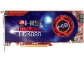 HIS Hightech Radeon HD 4890 H489FT1GP Video Card (HIS: H489FT1GP)