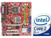 MSI G31M3-L Motherboard CPU Bundle - Intel Core 2 Duo E7400 2.80GHz Retail Processor, Socket 775, Intel G31 Express, mATX Motherboard (MSI Computer: MSI G31M3-L Motherboard w/ E7400 Retail CPU)