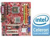 MSI G31M3-L Motherboard CPU Bundle - Intel Celeron Dual Core E1400 2.0GHz Retail Processor, Socket 775, Intel G31 Express, mATX Motherboard (MSI Computer: MSI G31M3-L Motherboard w/ E1400 Retail CPU)