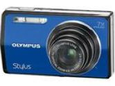 OLYMPUS Stylus 7000 Blue 12.0 MP Digital Camera (Olympus: 226690)