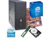 MSI G31M3-L Barebone Kit - Intel Pentium Dual Core E2200 2.2GHz Retail CPU, 2GB DDR2-667, 250GB SATA2, ATX Mid-Tower, 300 Watt PSU (MSI Computer: MSI G31M3-L Barebone Kit w/ E2200, 2GB, 250GB)