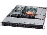 SUPERMICRO CSE-113TQ-R650CB Black 1U Rackmount Server Case (SuperMicro: CSE-113TQ-R650CB)