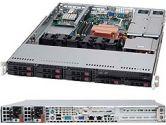 SUPERMICRO CSE-113TQ-R650UB Black 1U Rackmount Server Case (SuperMicro: CSE-113TQ-R650UB)