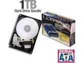 Hitachi Deskstar 7K1000.B Hard Drive with Ultra Hard Drive Cooler, Bundle - 1TB (Hitachi GST: Hitachi Deskstar and Ultra HD Bundle)