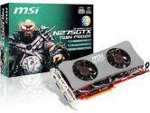 MSI GeForce GTX 275 633MHZ 896MB 2.268GHZ GDDR3 PCI-E 2XDVI Video Card (MSI/MicroStar: N275GTX Twin Frozr)