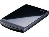 Buffalo MiniStation Cobalt Blue Onyx 250GB Portable External Hard Drive USB 2.0 (Buffalo: HD-PE250U2/BK)