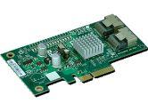 SUPERMICRO AOC-SASLP-MV8 PCI Express x4 SAS RAID Controller (SuperMicro: AOC-SASLP-MV8)