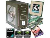 Biostar MCP6P-M2 Barebone Kit - GeForce 6150, AMD Athlon X2 7550, 2GB DDR2-667, 320GB, ATX Case, 450 Watts (Biostar: Biostar GeForce Kit w/ X2 7750, 2GB,320GB, 450W)