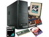 ASUS M2N68-AM SE2 Barebone Kit - Socket AM2, GeForce 7025, AMD Athlon X2 5000+ OEM, 2GB DDR2-667, 320GB SATA2, ATXCase, 300W PSU (Asus: ASUS M2N68-AM SE2 Kit w/ AMD X2 5000+, 2GB, 320GB)