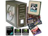 ASUS M3N78 PRO Barebone Kit - Socket AM2+/AM2, GeForce 8300, AMD Athlon X2 5000+ OEM, 4GB DDR2-800 Corsair, 320GB SATA2, ATXCase, 450W PSU (Asus: ASUS M3N78 PRO w/ AMD X2 5000+, 4GB PC6400. 320GB)