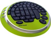 Wolfking Warrior USB FPS Gaming Keypad 52 Key Green (Wolfking: KBWOLWV22388GR)