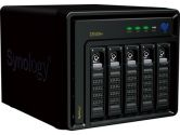Synology DS509+ Scalable 5-bay SATA NAS Server for Corporate Users (Synology: DS509+)