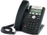 POLYCOM Soundpoint IP 320 2 Line SIP Desktop Phone PoE *No AC Power Adapter* (Polycom: 2200-12320-025)