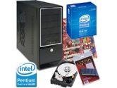 MSI G31M3-L Barebone Kit - Intel Pentium Dual Core E2200 2.2GHz Retail CPU, 2GB DDR2-667, 250GB SATA2, ATX Mid-Tower, 300 Watt PSU (MSI Computer: MSI G31M3-L Kit w/ E2200, 3GB, 250GB)