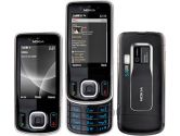 Nokia 6260 Slide Unlocked Cell Phone Black 5.0MP Camera 2.4IN Screen GPS WiFi Bluetooth (NOKIA: 6260 Slide Black)