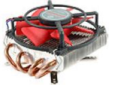 Evercool HPK-10025EA Heat-pipe Direct Touch - 4 Heat-pipe CPU Cooler with 100mm Fan (Evercool: HPK-10025EA)
