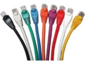 25ft. CAT5e UTP Patch Cord Straight-Thru (: CAT625)