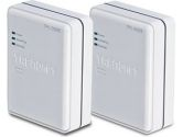 TRENDnet TPL-302E2K Powerline AV Fast Ethernet Adapter Kit (TRENDnet: TPL-302E2K)