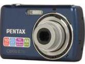 PENTAX Optio E70 Deep Blue 10.0 MP Digital Camera (Pentax: 17477)