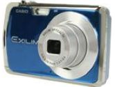 CASIO Exilim EX-S5 Blue 10.1 MP Digital Camera (Casio: EX-S5BE)
