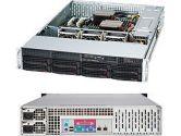 SUPERMICRO CSE-825TQ-R700LPB Black 2U Rackmount Server Case (SuperMicro: CSE-825TQ-R700LPB)
