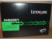 Lexmark Return Program Black Toner Cartridge for T644 32K Page Yield (Lexmark: 64484XW)