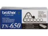 brother TN650 High Yield Toner (Brother: TN650)