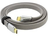 Ion Cable Premium 6FT HDMI V1.3 Digital High Quality Video Cable Black (Ion Cables: HDMI-MM-6-P)