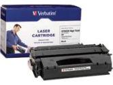 Verbatim HP Q7553X Compatible High Yield Black Toner Catridge (VERBATIM: 96458)