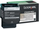 Lexmark C544/X544 Extra High Ret Prog Blk Toner Cart (Lexmark: C544X1KG)