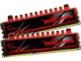 G.SKILL F3-12800CL9D-8GBRL Ripjaws 8GB 2X4GB DDR3-1600 CL9-9-9-24 240PIN DIMM Memory (G.Skill: F3-12800CL9D-8GBRL)