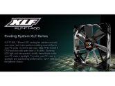 XIGMATEK XLF Series XLF-F1455 4 white LED Case Fan (Xigmatek: XLF-F1455)