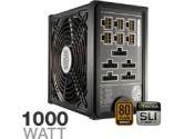 COOLER MASTER Silent Pro RSA00-AMBAJ3-US 1000W Power Supply (Cooler Master: RSA00-AMBAJ3-US)
