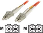 15M 50/125 MULTIMODE LC-LC FIBER CABLE (Startech Computer Products: 50FIBLCLC15)